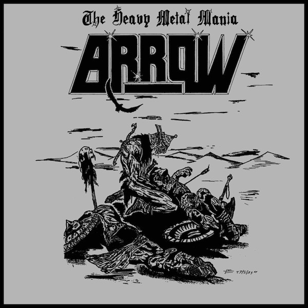 Arrow-The heavy metal mania/Master of evil