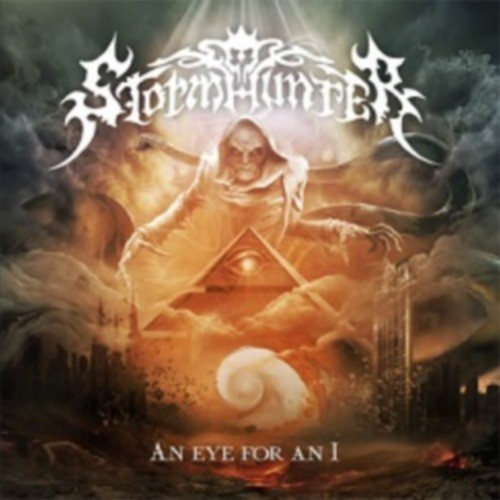 Stormhunter - An eye fon an I