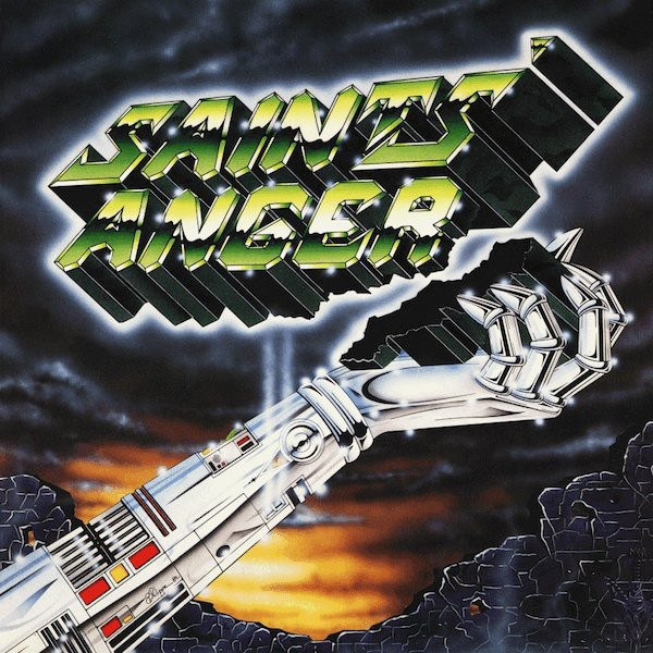Saints Anger - Danger Metal