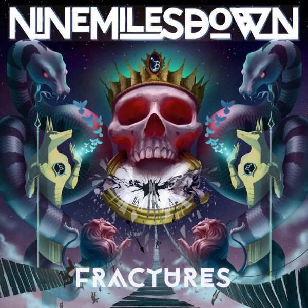 Nine Miles Down - Fractures