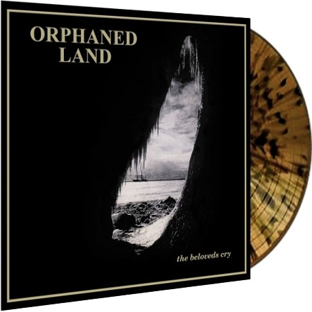 Orphaned Land - The beloved`s cry (Splatter)