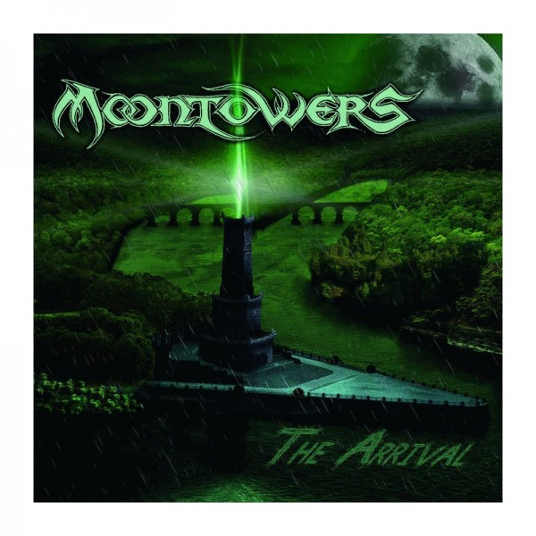 Moontowers -The arrival / High on Voodoo - Split