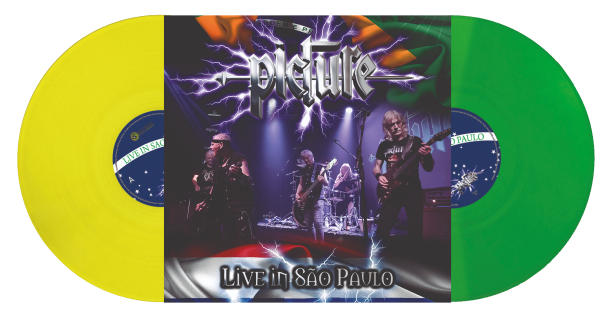 Picture - Live in Sao Paulo (2LP)