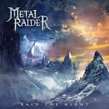 Metal Raider - Raid The Night