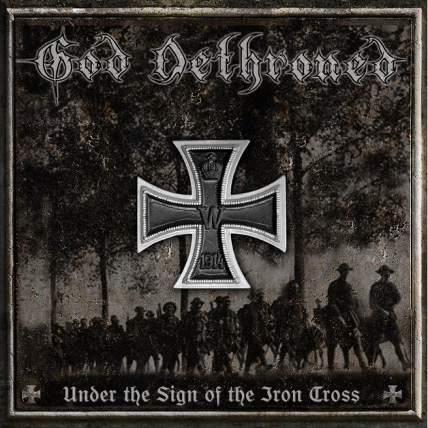 God Dethroned - Under the Sign of the Iron Cross (Black)