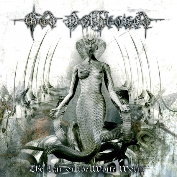 God Dethroned - The Lair of the White Worm (Black)