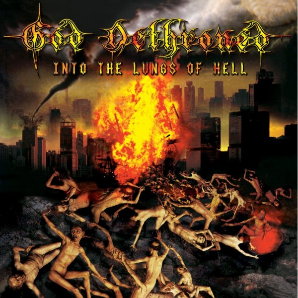 God Dethroned - Into the Lungs of Hell (Black)