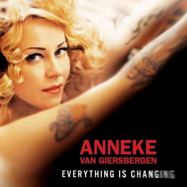 Anneke van Giersbergen - Everything is Changing (Black)