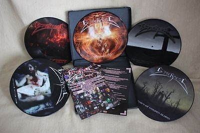 Bitterness - 10 years in Thrash (Picture LP Box)