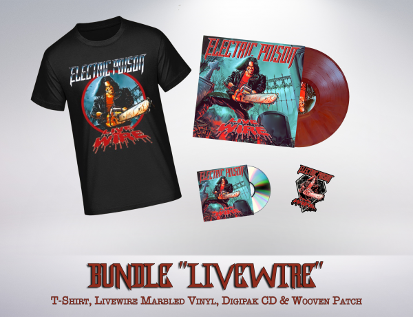 Electric Poison - Live Wire (Maximum Bundle Livewire)