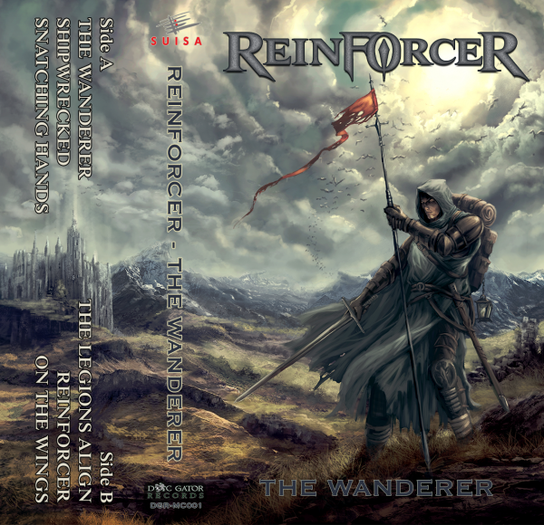 Reinforcer - The Wanderer (Tape)