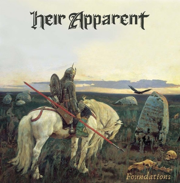 Heir Apparent - Foundations (green)